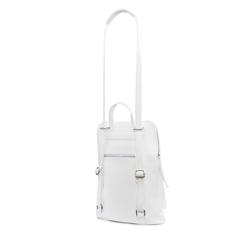 Tosca Blu Essential Leather u-zip backpack