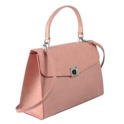 Tosca Blu Essential Large leather handbag