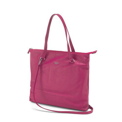 Tosca Blu Essential Large leather tote bag