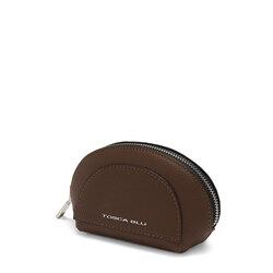 Schiaccianoci Make-up bag, brown