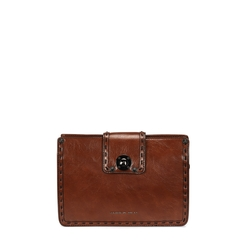 Muschio Crossbody bag, leather