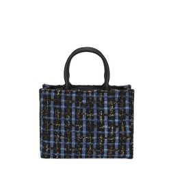 Cambridge Handbag with embroidery and jewel details, multicolour