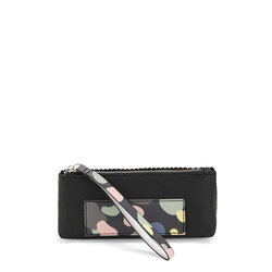 Back To School Beauty case with print, black
