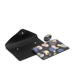 Back To School Pouch with print, black