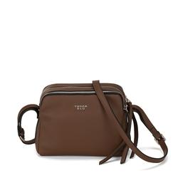 Frutti Di Bosco Small leather crossbody bag, leather