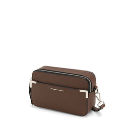 Schiaccianoci Small crossbody bag, brown