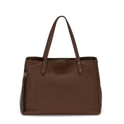 Frutti Di Bosco Leather tote bag, leather