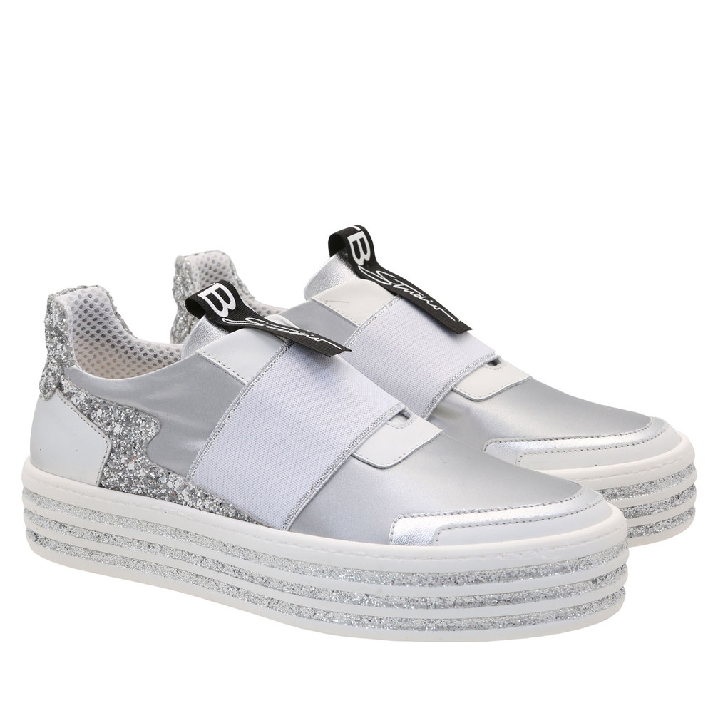 Tosca Blu Studio-Sneakers slip-on Iris