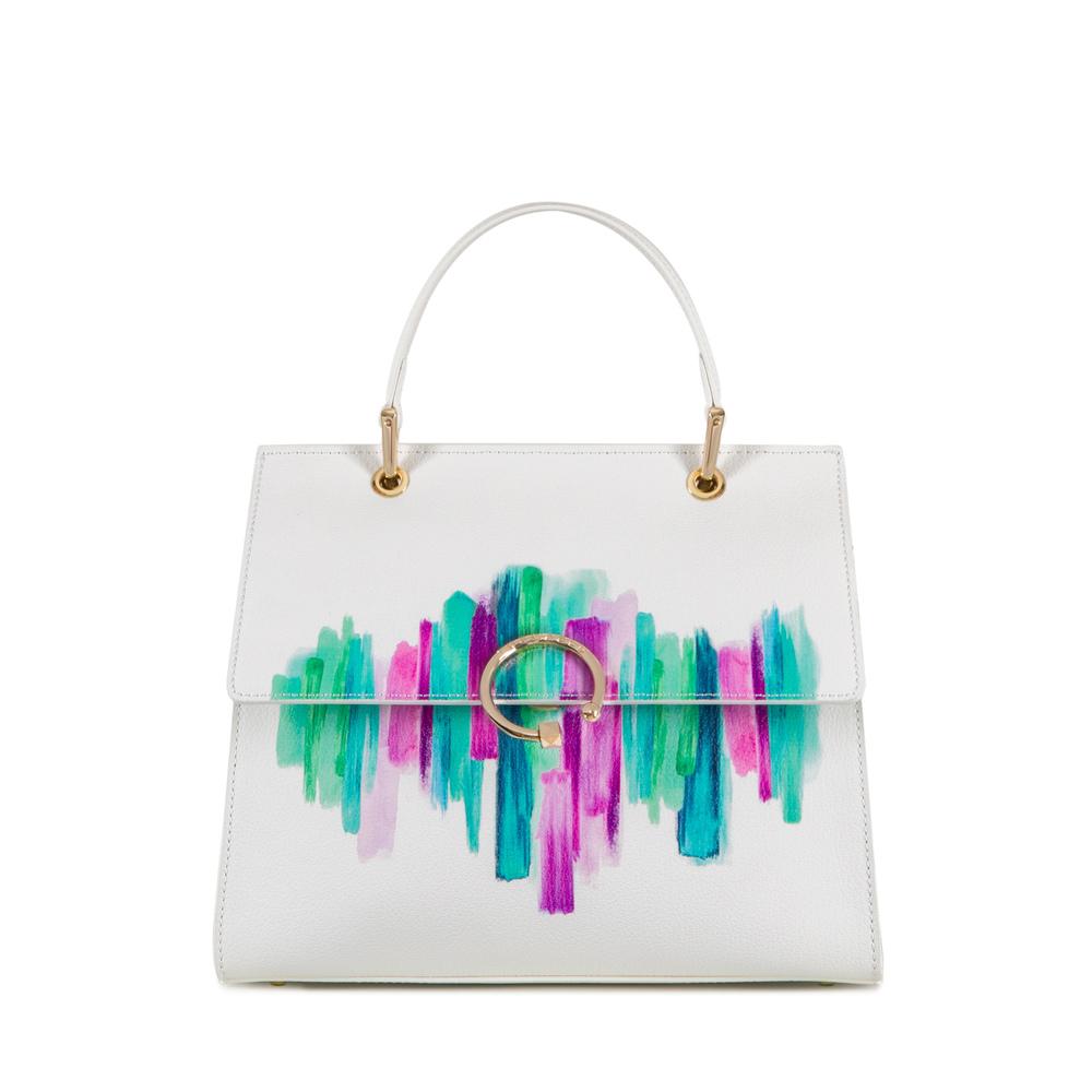 Tosca Blu-Blue sky handbag