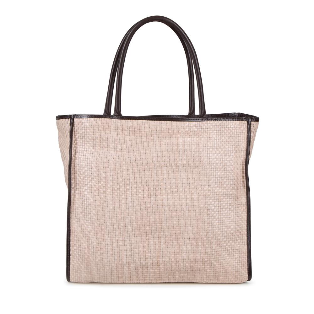 Tosca Blu-Geranio shopping bag