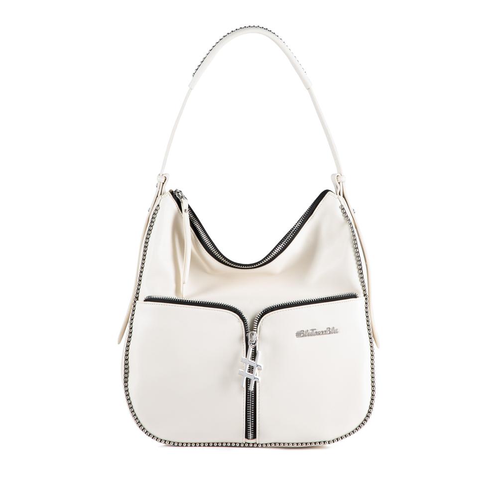 #BluToscaBlu-Bubbles shoulder bag