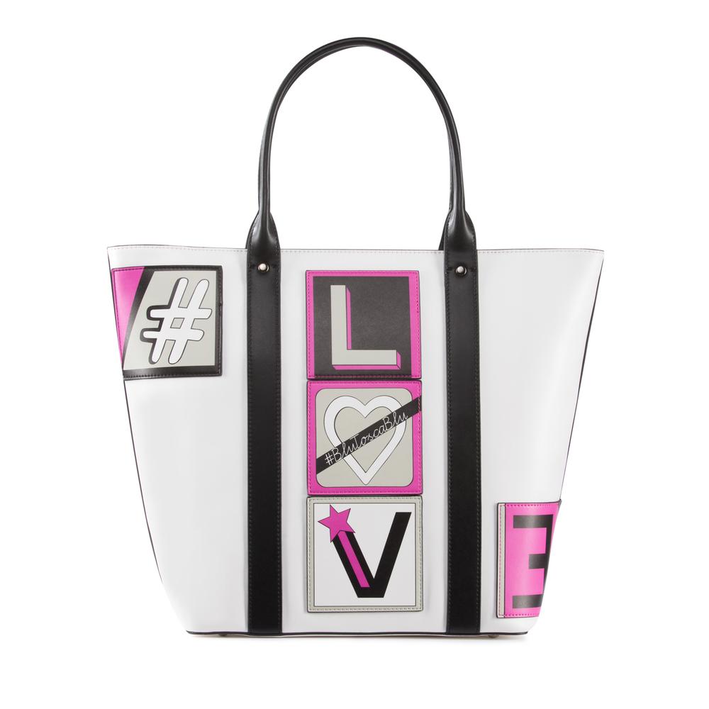 #BluToscaBlu-Think Pink shopping bag