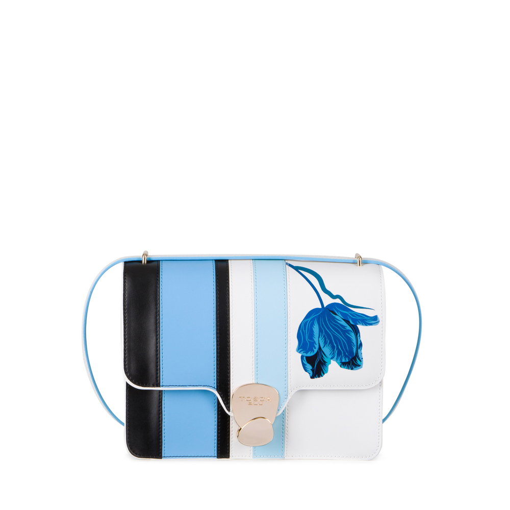 Tosca Blu-Flower crossbody bag