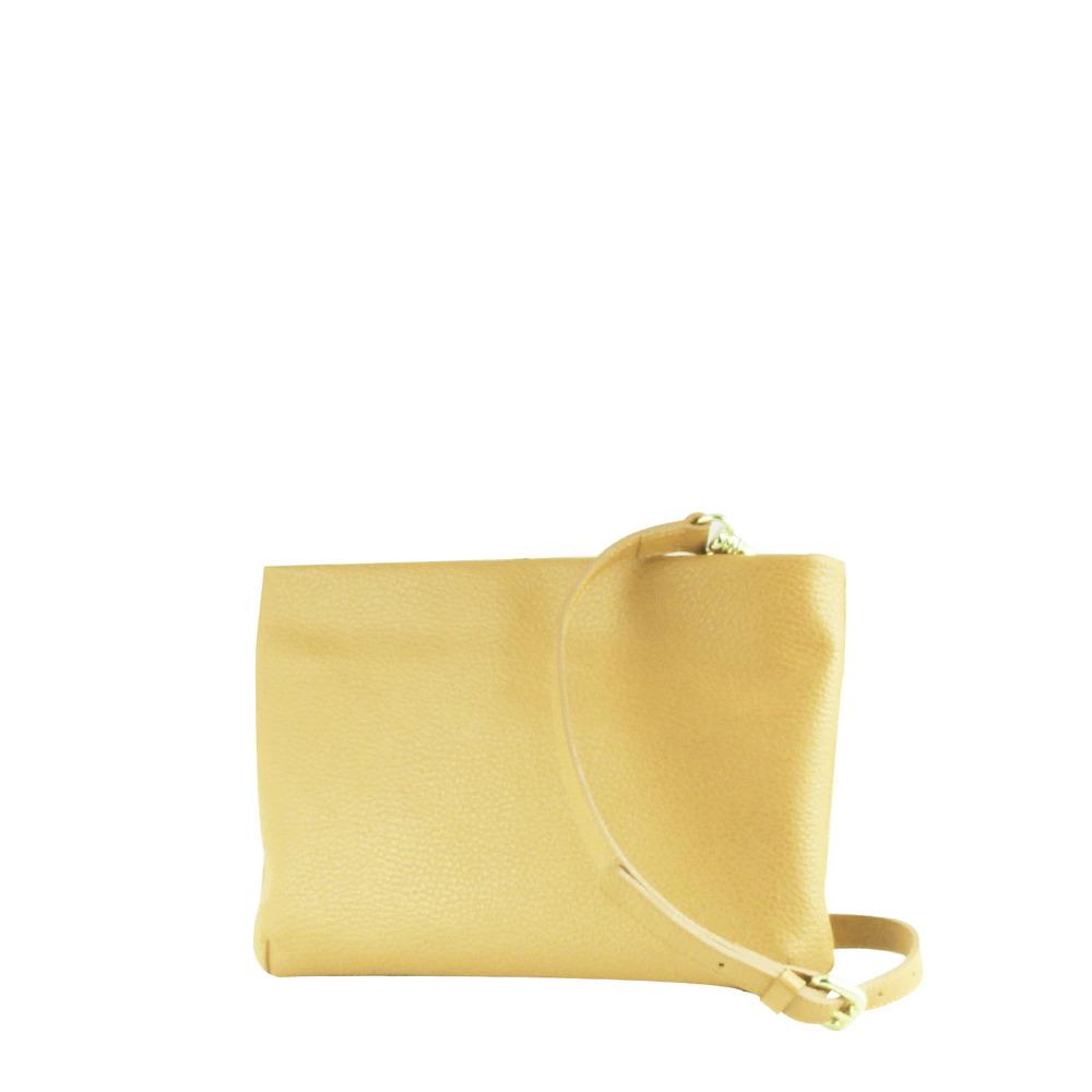 Tosca Blu-Tosca Blu Essential Small leather crossbody bag