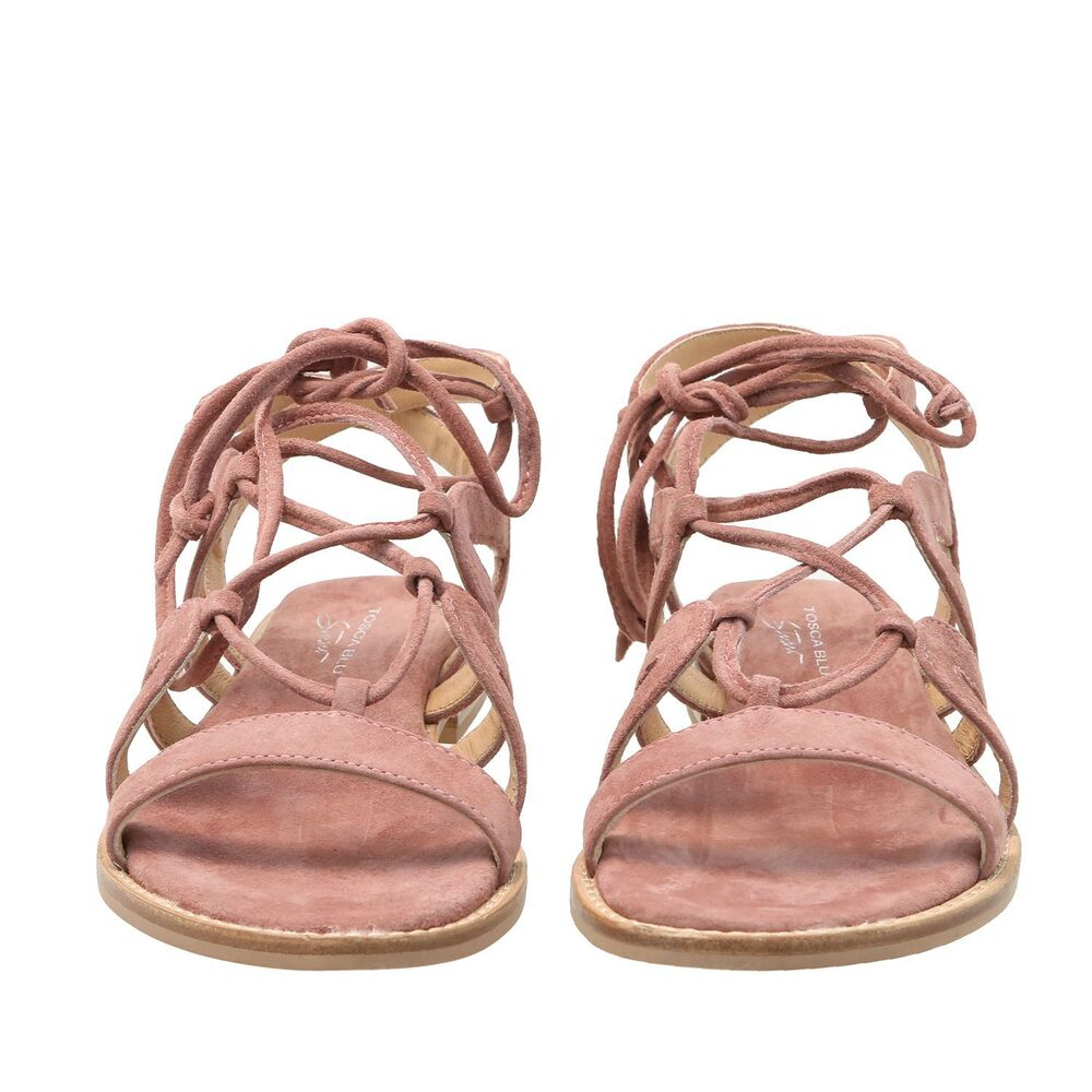 Tosca Blu-Zaffiro Sandal
