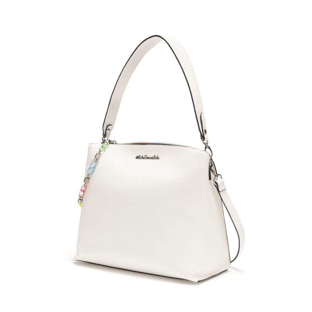 #BluToscaBlu-White Russian Shoulder bag