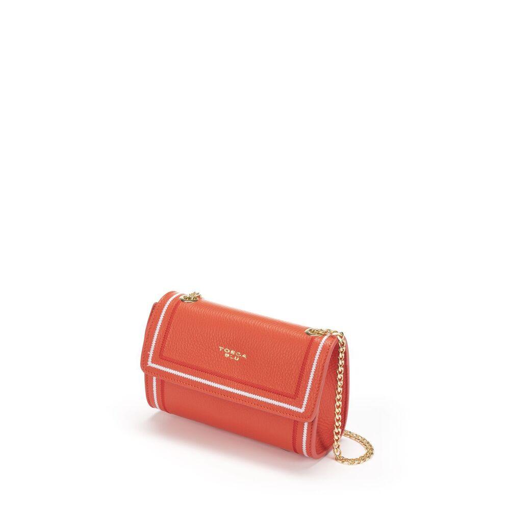 Tosca Blu-Lignano Flap Crossbody bag