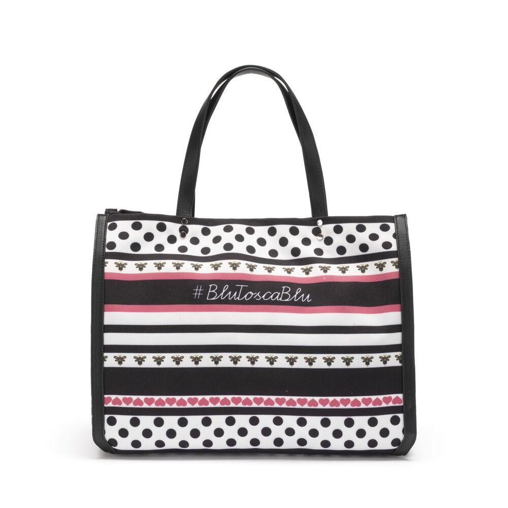 #BluToscaBlu-Lemonade Shopping bag