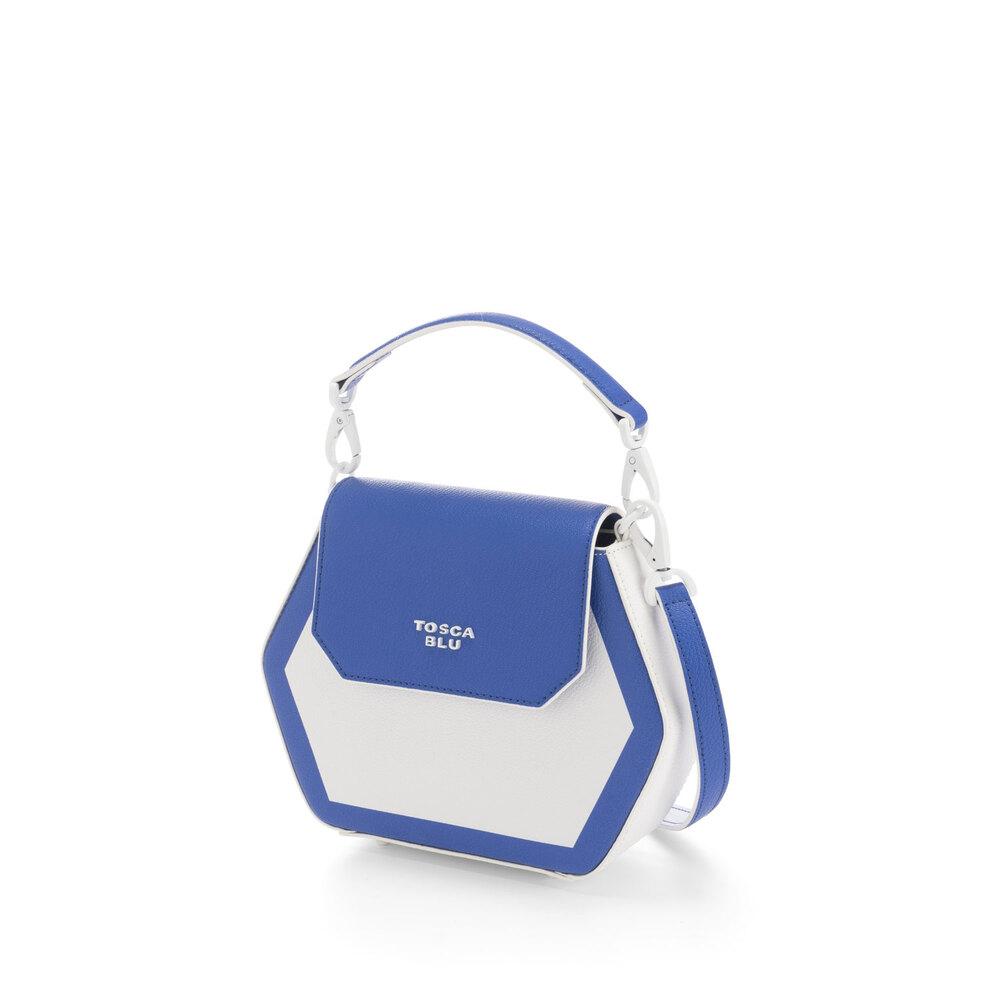 Tosca Blu-Tropea Flap Crossbody bag