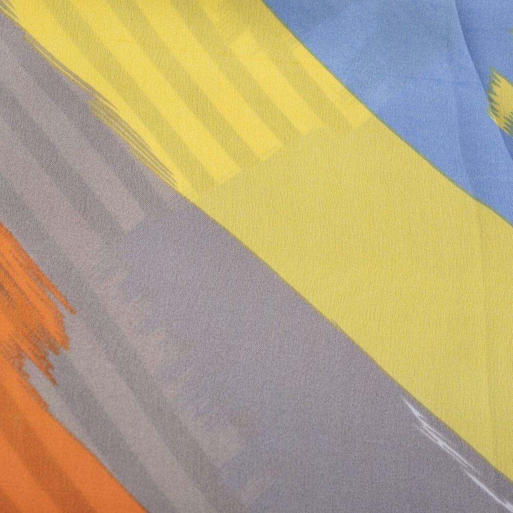 Tosca Blu-Indaco Foulard 90X180
