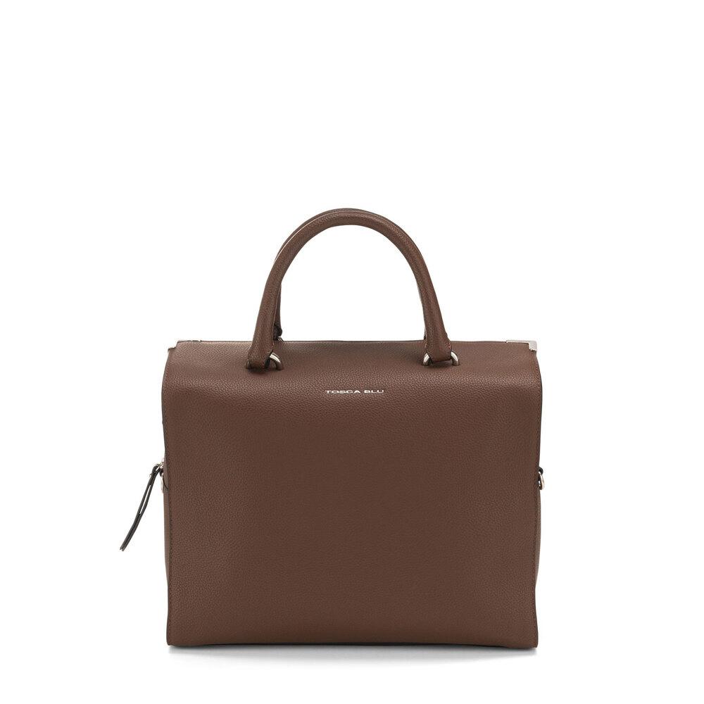 Tosca Blu-Schiaccianoci Large boston bag