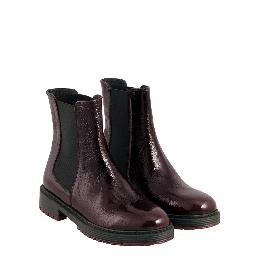 Tosca Blu Studio-Candy Naplak leather ankle boot