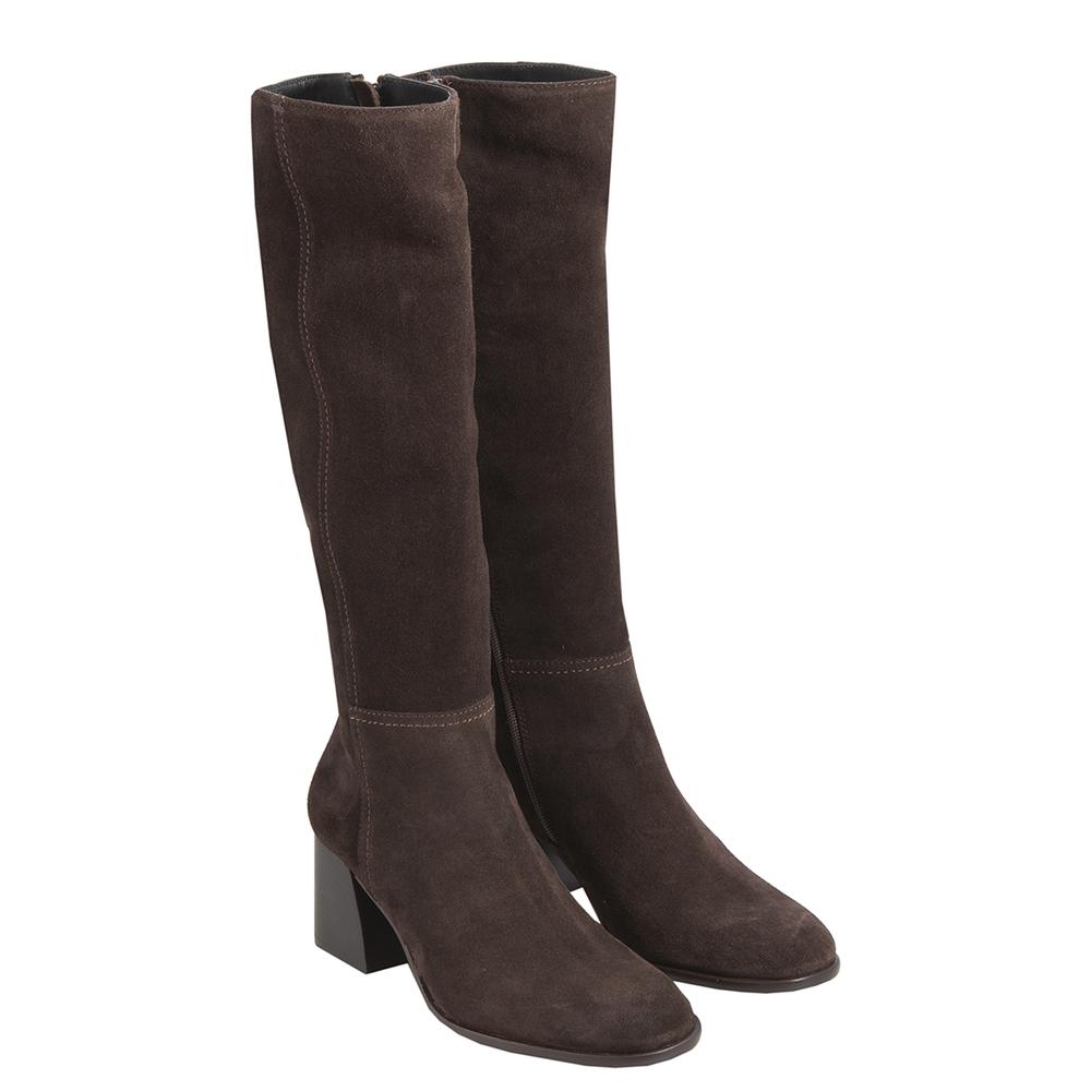 Tosca Blu Studio-Bosco Leather high-heeled boot