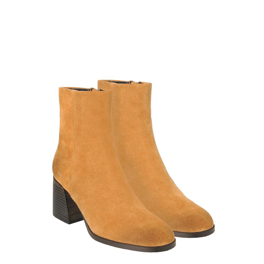 Tosca Blu Studio-Bosco Leather high-heeled ankle boot