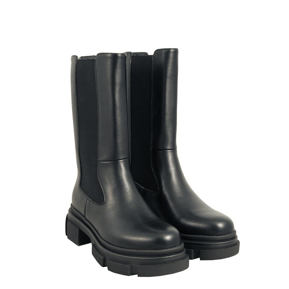 Tosca Blu Studio-Fiona Beatles ankle boots with medium heel