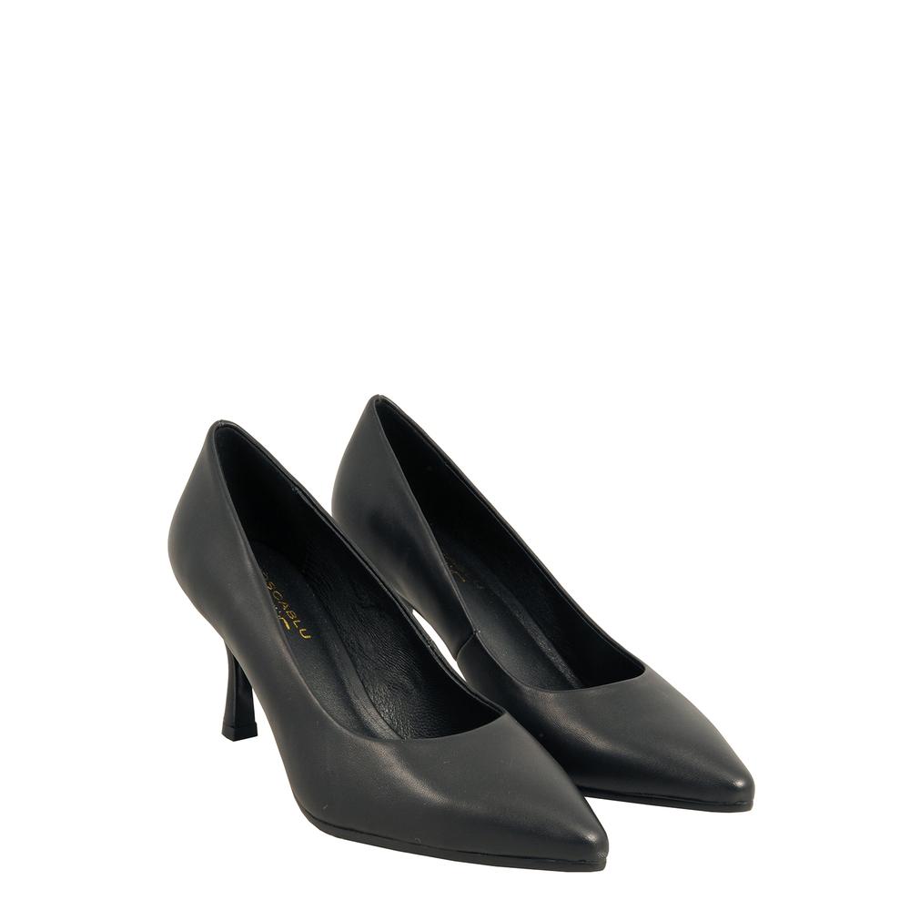 Tosca Blu Studio-Aristogatti High heel court shoes in leather